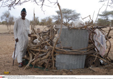 "UNESCO GREEN CITIZENS EXHIBITION- A ""Great Green Wall"" against desertification"