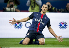 Football: French League One soccer match PSG vs OM