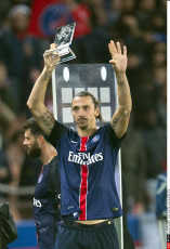 Zlatan PSG's Top Scorer...ever