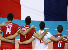 EuroVolley 2015: La France en Demi-Finale
