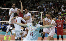 Bulgaria Volleyball European Championship
