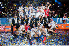 Volleyball, Gold Medals for France's team