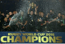 Rugby RWC 2015 Finale