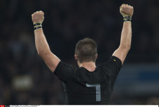 Rugby World Cup final New Zealand vs Australia