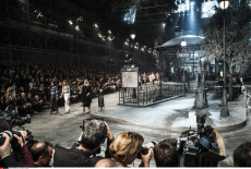 Chanel Metiers d'art. Roma, Cinecitta