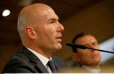 Spain football: Real Madrid's newly appointed coach Zinedine Zidane press conference