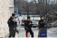 Turkey : Istanbul, Sultanahmet Square explosion caused by a Syrian suicide bomber