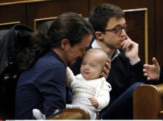 New style for Spanish parliamant