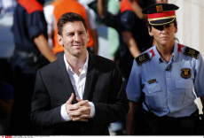 Lionel Messi 21 months in prison for tax fraud