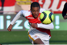 FRANCE League 1 soccer match Monaco Vs Toulouse