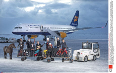 Icelandair offers staff members as tour guide 'Stopover Buddies' to passengers - 02 Feb 2016