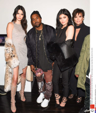 Kendall Kylie Collection launch