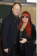 Wynonna Judd signs copies of her new album 'Wynonna & The Big Noise'