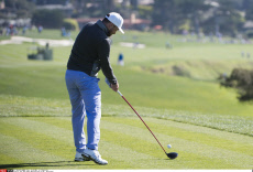 PGA: AT&T Pebble Beach National Pro-Am - Third Round