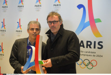 Paris: Paris 2024 Olympic Games