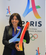 Paris 2024 Officials