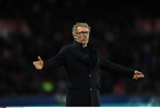 Football: French League One match PSG vs Reims