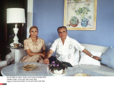 LONDON : Princess Leila Pahlavi,daughter of the ex Shah d'Iran,died