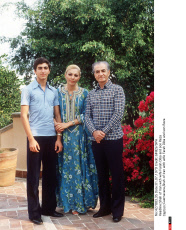 LONDON : Princess Leila Pahlavi, daughter of the ex Shah d'Iran, died