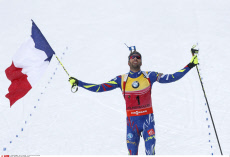 Martin Fourcade World Champion