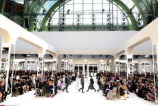 Chanel Paris ready to wear fashion show