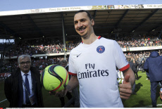 League One: Paris Saint-Germain celebrate its fourth straight French league title