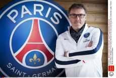 Laurent Blanc leaves PSG