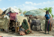 Ethiopia : Afar Region, The worst drought in 50 years