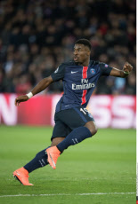 Paris: UEFA Champions League football match between PSG and Manchester City