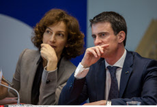 Manuel Valls, Interministerial Committee for Equality and Citizenship, Vaulx-en-Velin