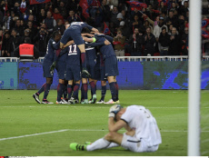 France Football PSG vs Nantes