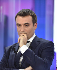Paris: Florian Philippot sur France 5