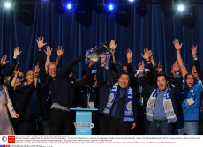 Barclays Premier League 2015/16 Leicester City Civic Reception - 16 May 2016