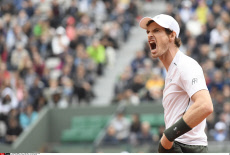 Roland Garros 2016 John Isner vs Andy Murray