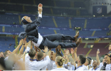Zinedine Zidane, Football: UEFA Champions League