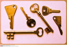 Clefs Immobilier Illustration