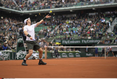 Roland Garros 2016 Quarterfinal match v Andy Murray