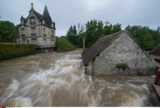 France Seine et Marne flooding