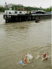 Paris Seine flooding