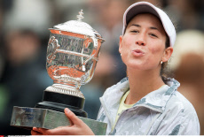 Paris: Roland Garros, Women's final