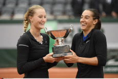 Roland Garros 2016 women's doubles final
