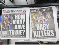 NY: New York newspapers report on terrorist attack in Turkey