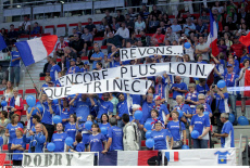 French fans