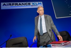 PARIS: Air France-KLM, 2016 first-half results presentation