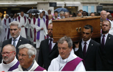 France Church Attack Funeral