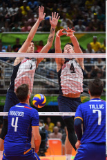 Olympics: Volleyball