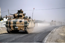 Turkish army in Syria
