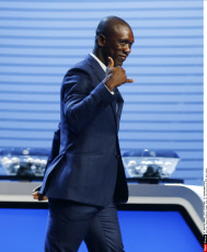 Monaco Champions League draw and the election of UEFA best player