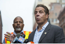 NY: Governor Cuomo comments on Chelsea bomb explosion