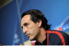 SOFIA: Unai Emery press conference